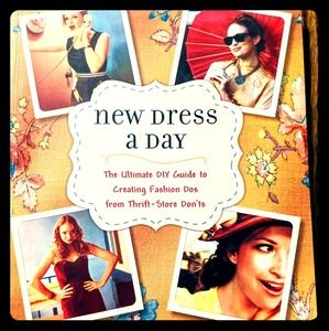 New Dress a Day Book